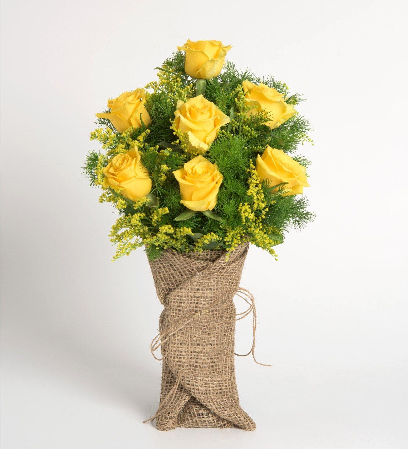 Samba Yellow Roses